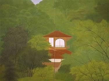 写真:塩出英雄 《園閣》 昭和61(1986)