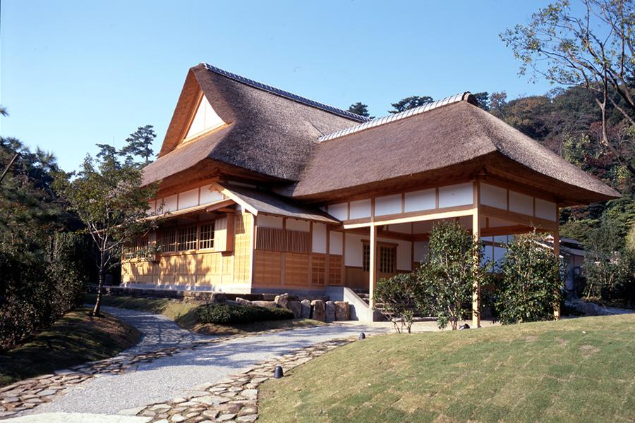 요코하마시지정유형문화재 가쿠쇼카쿠