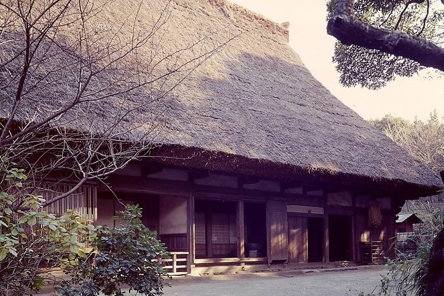 国家指定重要文化遗产 旧矢篦原家住宅(KYUYANOHARAKEJUTAKU)