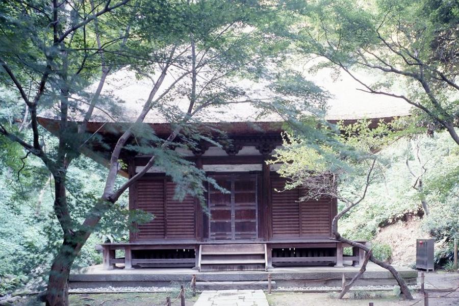 国家指定重要文化遗产 天授院(TENJUIN)
