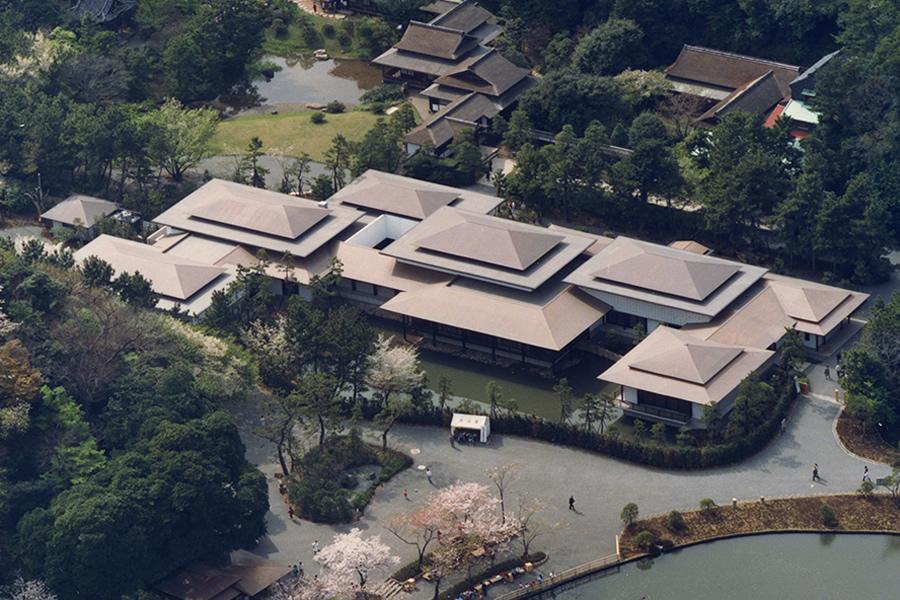 三溪記念館